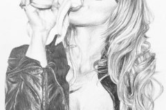 Banana-pencil-drawing-blump-photography-emily-dewsnap-art