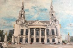 Civic-Hall-Leeds-Emily-Dewsnap-art-paintng