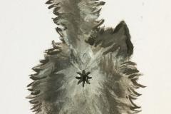 Cute-Little-Cat-Butt-painting-emily-dewsnap-art