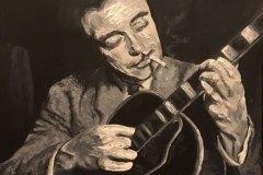 Django-Reinhardt-Commission-painting-emily-dewsnap-art