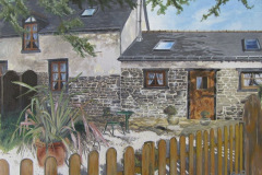 French-House-Commission-painting-emily-dewsnap-art