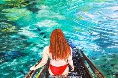 Ginnie-Springs-Florida-lagoon-original-painting-emily-dewsnap