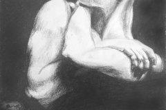 Grasp-pencil-drawing-emily-dewsnap-art