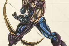 Hawkeye-Commission-painting-emily-dewsnap-art