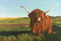 Highland-Coo-highland-cow-painting-emily-dewsnap-art