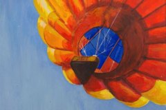 Into-the-Blue-hot-air-balloon-painting-emily-dewsnap-art