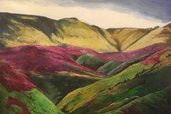 North-York-Moors-yorkshire-painting-emily-dewsnap-art