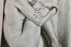 Phoetal-pencil-drawing-emily-dewsnap-art