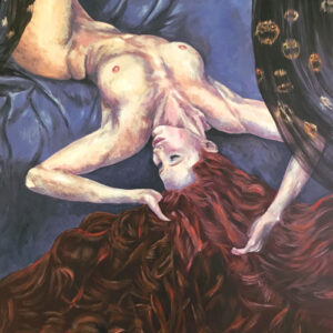 my-danae-painting-klimt-emily-dewsnap