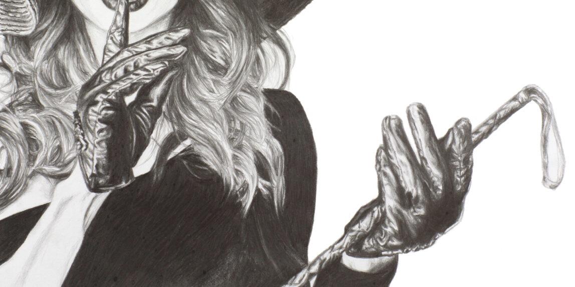 shush-pencil-drawing-emily-dewsnap