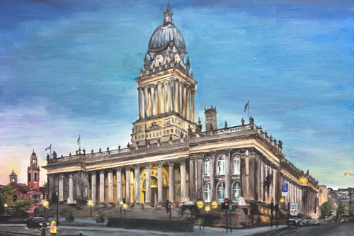leeds-town-hall-painting