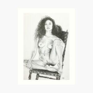 queen-art-digital-download-emily-dewsnap
