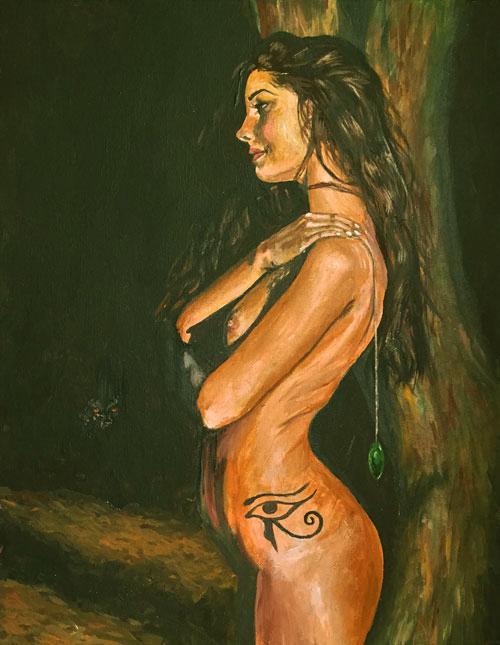 ritual-horus-tattoo-original-art-emily-dewsnap