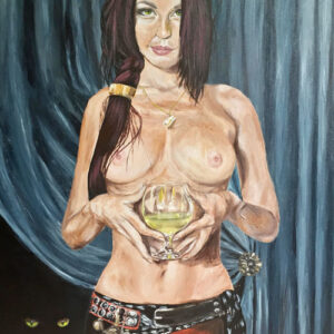 poison-alchemist-painting-original-art-emily-dewsnap-art