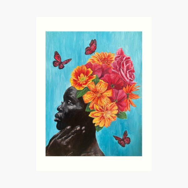 fleur-flowers-in-her-hair-painting-art-download-emily-dewsnap