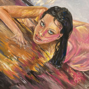 siren-call-modern-mythology-original-painting-emily-dewsnap