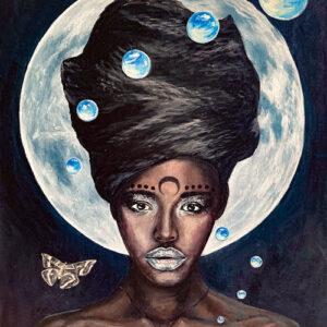 blue-moon-painting-original-art-emily-dewsnap-yorkshire
