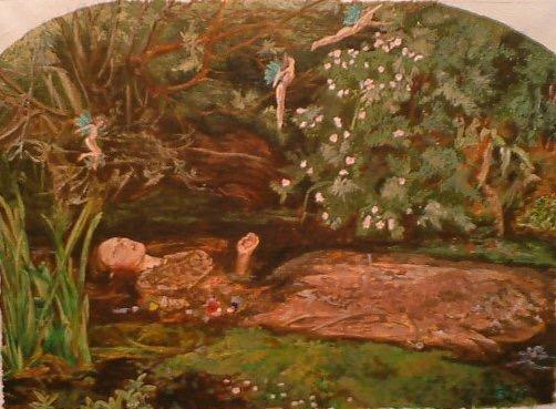 ophelia-millais-fairies-painting-emily-dewsnap-artist-yorkshire