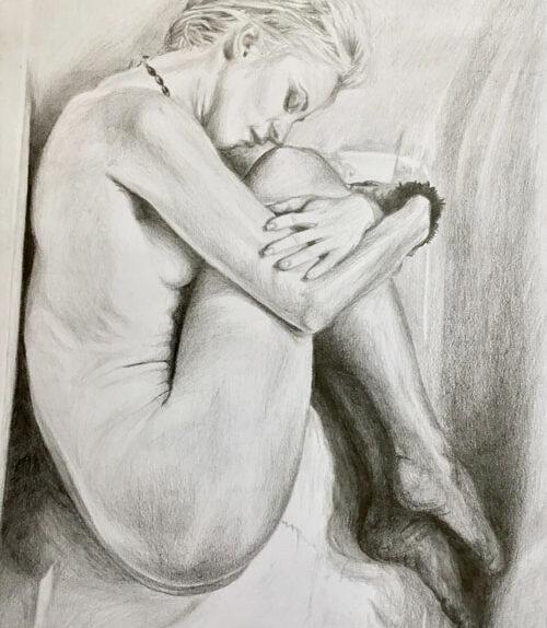 Phoetal-fetal-art-pencil-drawing-emily-dewsnap-blog