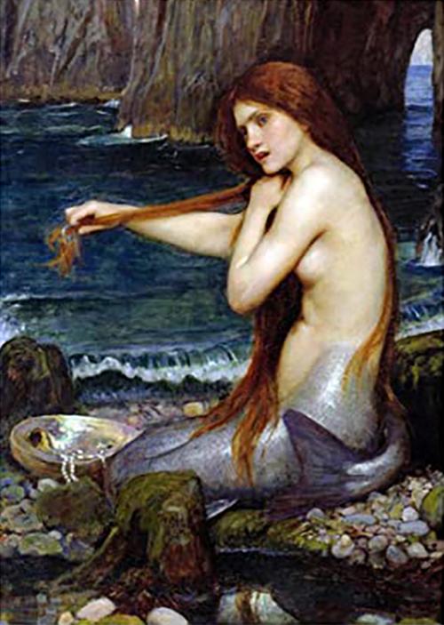 john-waterhouse-mermaid-art-emily-dewsnap-blog