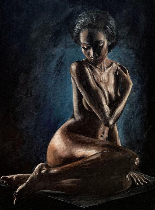 delicacy-original-painting-study-emily-dewsnap-art