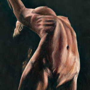 contort-dancer-original-painting-emily-dewsnap-art