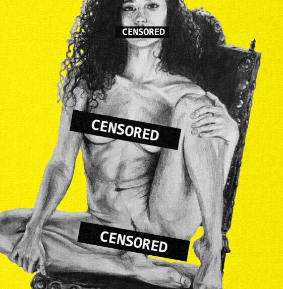 queen-censored-open-letter-instagram-emily-dewsnap-art