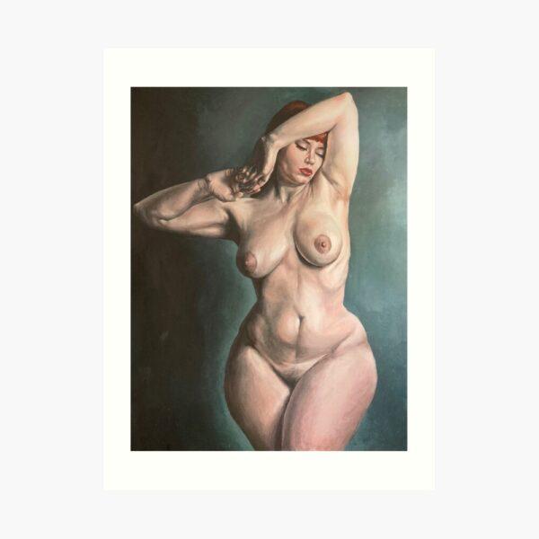 venus-curvaceous-nude-redhead-art-download-emily-dewsnap